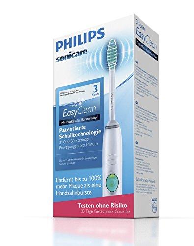Philips Sonicare HX6510/22 EasyCleanSchallzahnbürste Ausstattung Funktionen Verpackung Lieferumfang