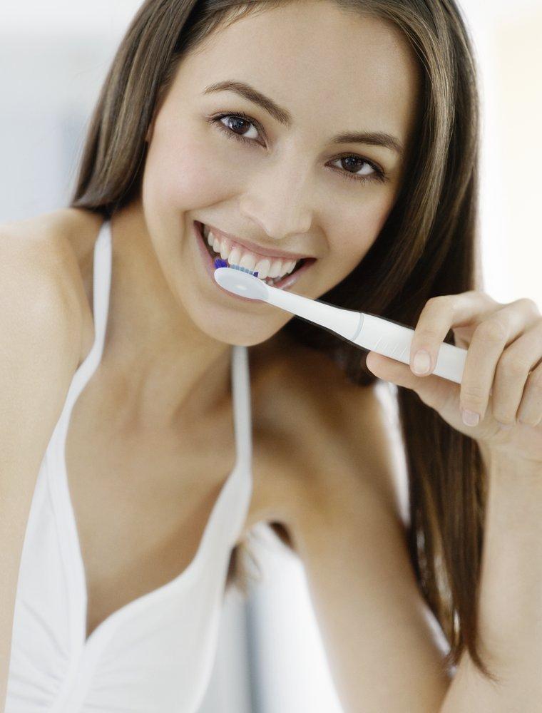 Oral B Pulsonic Slim Anwendung Handhabung Bedienbarkeit