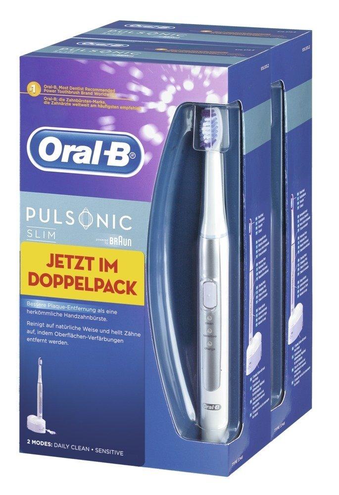 Oral B Pulsonic Slim Duopack Funktionen Ausstattung